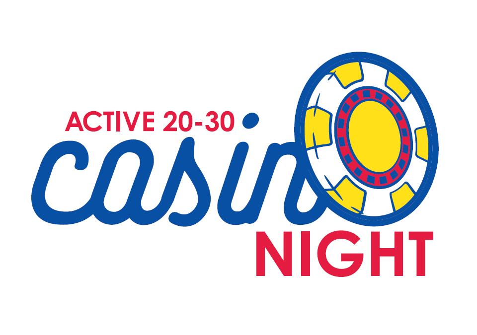Active 20-30 Casino Night